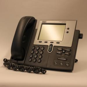 6) Vaste telefoon